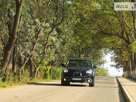 Черный Субару Трибека, объемом двигателя 3 л и пробегом 129 тыс. км за 8000 $, фото 1 на Automoto.ua