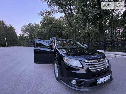 Черный Субару Трибека, объемом двигателя 3.6 л и пробегом 119 тыс. км за 10500 $, фото 1 на Automoto.ua