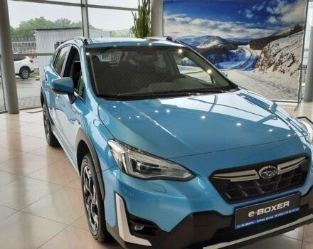 купить новое авто Субару ХВ 2021 года от официального дилера Субару Днепр Субару фото