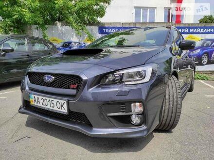 Серый Субару WRX STI, объемом двигателя 2.5 л и пробегом 18 тыс. км за 26990 $, фото 1 на Automoto.ua