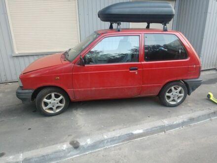 Красный Сузуки Альто, объемом двигателя 0.8 л и пробегом 65 тыс. км за 1119 $, фото 1 на Automoto.ua