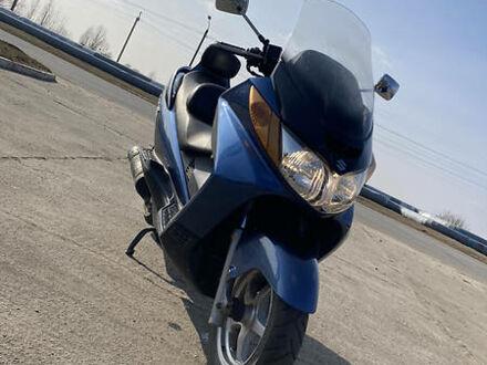 Синій Сузукі Бургман, об'ємом двигуна 0.4 л та пробігом 48 тис. км за 2200 $, фото 1 на Automoto.ua