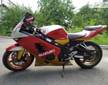 Красный Сузуки ГСХ-Р, объемом двигателя 0.6 л и пробегом 18 тыс. км за 4199 $, фото 1 на Automoto.ua
