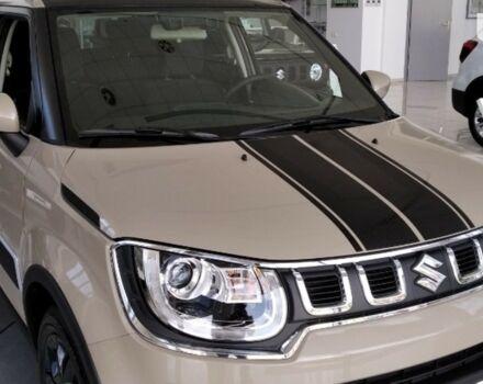 купить новое авто Сузуки Игнис 2020 года от официального дилера Автомобильный Мегаполис НИКО Сузуки фото
