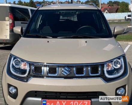 купити нове авто Сузукі Ігніс 2021 року від офіційного дилера Технік-Центр Suzuki Сузукі фото