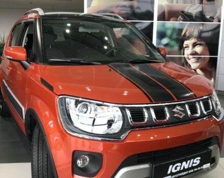 купити нове авто Сузукі Ігніс 2021 року від офіційного дилера Suzuki Авто Сузукі фото