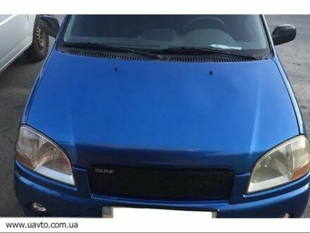 Синій Сузукі Ігніс, об'ємом двигуна 1.3 л та пробігом 207 тис. км за 2991 $, фото 1 на Automoto.ua