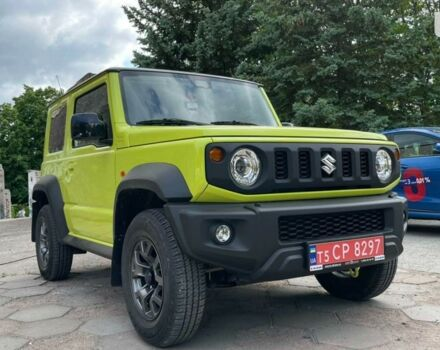 купить новое авто Сузуки Джимни 2020 года от официального дилера Автомир Сузуки фото