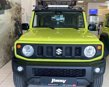 купить новое авто Сузуки Джимни 2020 года от официального дилера VIDI на Кільцевій Сузуки фото