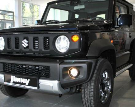 купить новое авто Сузуки Джимни 2020 года от официального дилера SUZUKI, ЛИГА ДРАЙВ Сузуки фото