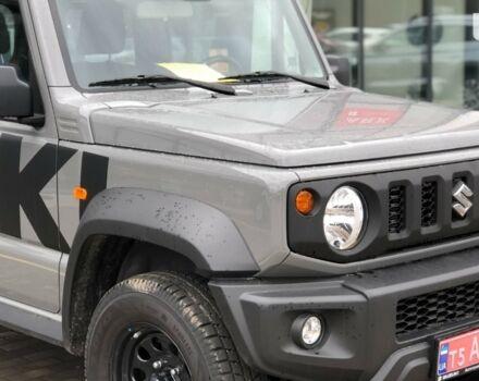 купить новое авто Сузуки Джимни 2020 года от официального дилера ДП «Автотрейдинг-Винница» Сузуки фото