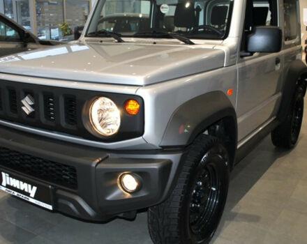 купить новое авто Сузуки Джимни 2021 года от официального дилера SUZUKI, ЛИГА ДРАЙВ Сузуки фото