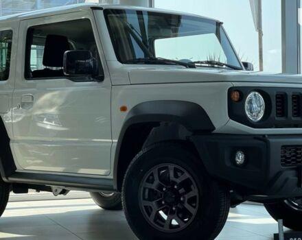 купити нове авто Сузукі Джімні 2021 року від офіційного дилера Suzuki Авто Сузукі фото