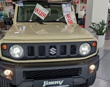 купить новое авто Сузуки Джимни 2021 года от официального дилера Suzuki на Подолі Сузуки фото