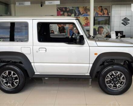 купити нове авто Сузукі Джімні 2021 року від офіційного дилера ТерКо Авто Джерман Авто Сузукі фото
