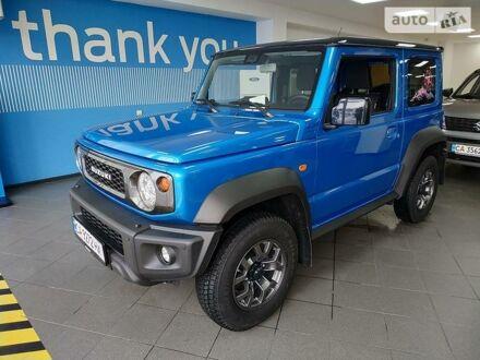 Синій Сузукі Джімні, об'ємом двигуна 1.5 л та пробігом 7 тис. км за 27227 $, фото 1 на Automoto.ua