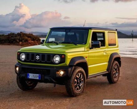 купить новое авто Сузуки Джимни 2021 года от официального дилера SUZUKI ИВАНО-ФРАНКОВСК Сузуки фото