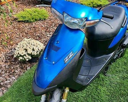 Синий Сузуки Летс, объемом двигателя 0.05 л и пробегом 6 тыс. км за 750 $, фото 1 на Automoto.ua