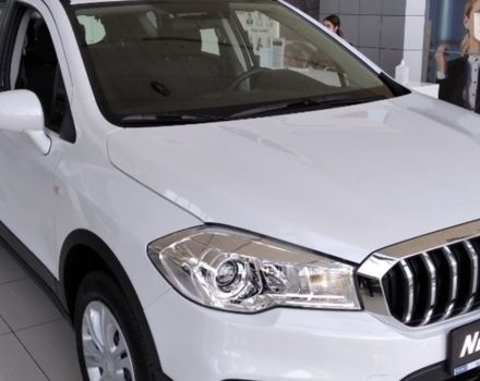 купить новое авто Сузуки СХ4 2021 года от официального дилера Автомобильный Мегаполис НИКО Сузуки фото