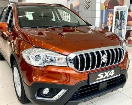 купити нове авто Сузукі СХ4 2021 року від офіційного дилера Автомобильный Мегаполис НИКО Сузукі фото