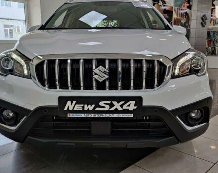 купити нове авто Сузукі СХ4 2021 року від офіційного дилера Suzuki на Подолі Сузукі фото