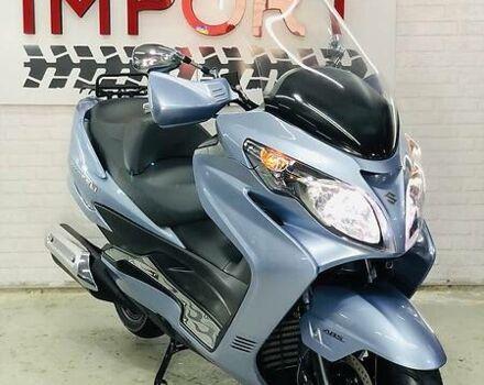 Синий Сузуки Скайвейв, объемом двигателя 0.4 л и пробегом 22 тыс. км за 3900 $, фото 1 на Automoto.ua
