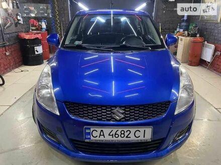 Синій Сузукі Свифт, об'ємом двигуна 1.25 л та пробігом 176 тис. км за 7300 $, фото 1 на Automoto.ua