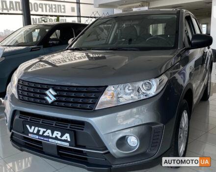 купити нове авто Сузукі Вітара 2021 року від офіційного дилера Технік-Центр Suzuki Сузукі фото