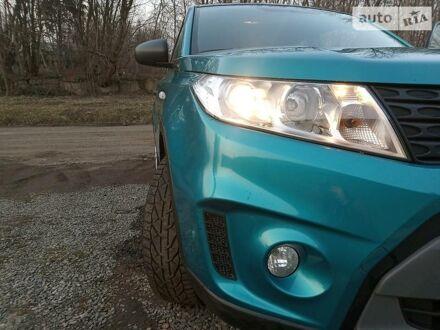 Синій Сузукі Вітара, об'ємом двигуна 1.6 л та пробігом 83 тис. км за 14850 $, фото 1 на Automoto.ua