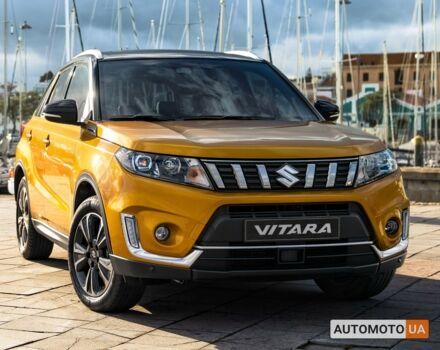 купить новое авто Сузуки Витара 2021 года от официального дилера SUZUKI ИВАНО-ФРАНКОВСК Сузуки фото