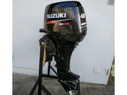 Сузуки DF 40, объемом двигателя 0 л и пробегом 23 тыс. км за 3800 $, фото 1 на Automoto.ua