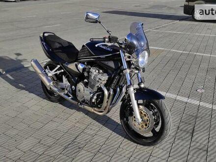 Черный Сузуки GSF 600 Bandit, объемом двигателя 0.6 л и пробегом 47 тыс. км за 3500 $, фото 1 на Automoto.ua