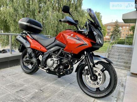 Сузуки V-Strom 650, объемом двигателя 0.65 л и пробегом 38 тыс. км за 5999 $, фото 1 на Automoto.ua