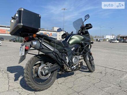 Сузуки V-Strom 650, объемом двигателя 0.65 л и пробегом 37 тыс. км за 6700 $, фото 1 на Automoto.ua