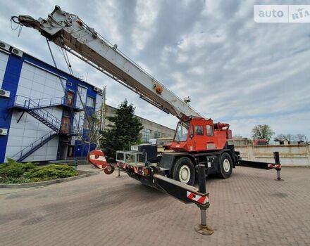 Тадано ТР, объемом двигателя 7.5 л и пробегом 5 тыс. км за 85000 $, фото 1 на Automoto.ua