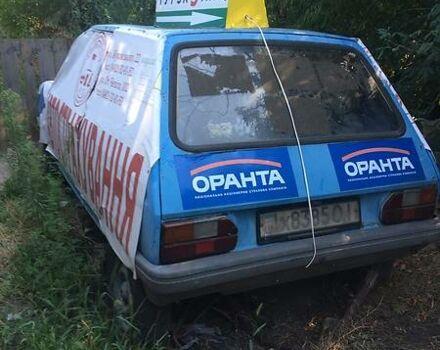 Синій Талбот Samba, об'ємом двигуна 0.8 л та пробігом 99 тис. км за 220 $, фото 1 на Automoto.ua