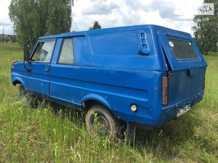 Синій Тарпан Хонкер 237, объемом двигателя 0 л и пробегом 200 тыс. км за 1200 $, фото 1 на Automoto.ua