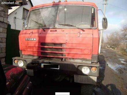 Красный Татра 815, объемом двигателя 10 л и пробегом 17 тыс. км за 15000 $, фото 1 на Automoto.ua