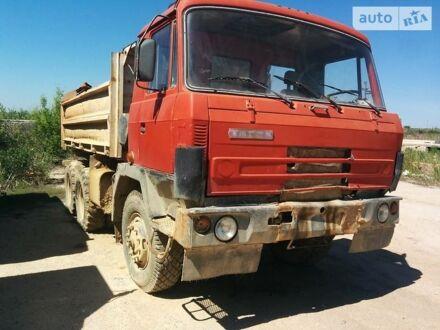 Красный Татра 815, объемом двигателя 12.7 л и пробегом 1 тыс. км за 6000 $, фото 1 на Automoto.ua