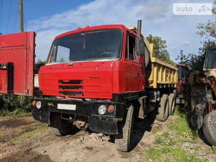 Красный Татра 815, объемом двигателя 1.6 л и пробегом 10 тыс. км за 6100 $, фото 1 на Automoto.ua