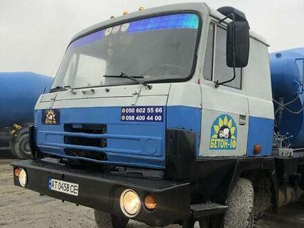 Серый Татра 815, объемом двигателя 14.86 л и пробегом 111 тыс. км за 14500 $, фото 1 на Automoto.ua