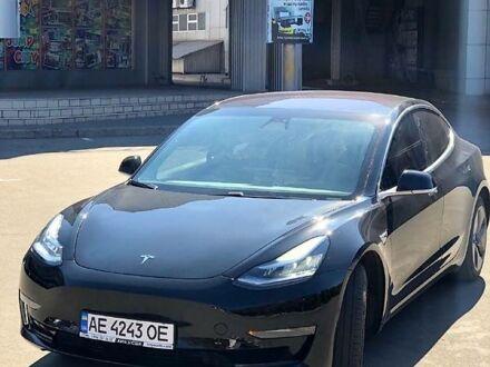Черный Тесла Модель 3, объемом двигателя 0 л и пробегом 17 тыс. км за 35900 $, фото 1 на Automoto.ua