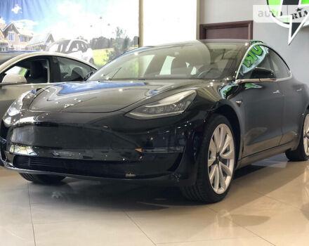 Черный Тесла Модель 3, объемом двигателя 0 л и пробегом 14 тыс. км за 34480 $, фото 1 на Automoto.ua