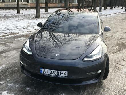 Серый Тесла Модель 3, объемом двигателя 0 л и пробегом 13 тыс. км за 46500 $, фото 1 на Automoto.ua