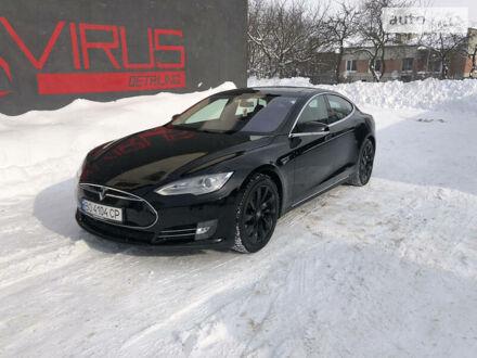 Черный Тесла Модель С, объемом двигателя 0 л и пробегом 254 тыс. км за 26500 $, фото 1 на Automoto.ua