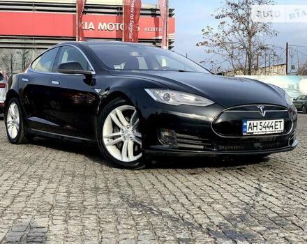 Чорний Тесла Модель С, об'ємом двигуна 0 л та пробігом 90 тис. км за 32000 $, фото 1 на Automoto.ua