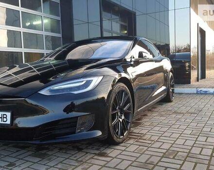 Чорний Тесла Модель С, об'ємом двигуна 0 л та пробігом 100 тис. км за 38500 $, фото 1 на Automoto.ua