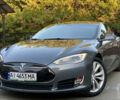 Серый Тесла Модель С, объемом двигателя 0 л и пробегом 55 тыс. км за 26900 $, фото 1 на Automoto.ua
