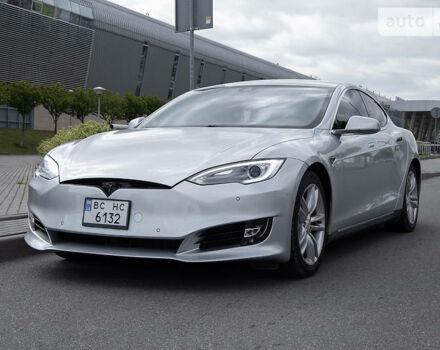 Сірий Тесла Модель С, об'ємом двигуна 0 л та пробігом 34 тис. км за 34000 $, фото 1 на Automoto.ua