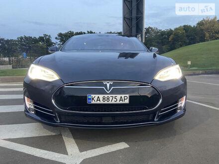 Сірий Тесла Модель С, об'ємом двигуна 0 л та пробігом 63 тис. км за 39900 $, фото 1 на Automoto.ua